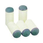 Capuchón plástico taco, Caja 100 unidades.