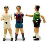 Jugador metálico futbolín modelo Costa. Pack 2 unidades.